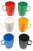 Plastic Mug - pack 10