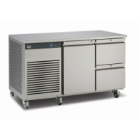 Foster EcoPro 2 door counter with drawers G2 EP1/2