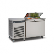 Foster EcoPro 2 door saladette counter