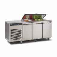 Foster EcoPro 3 door saladette counter