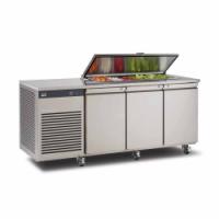 Foster EcoPro 3 door saladette counter