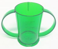 Two Handled  See through Graduated Beakers  - pack 10