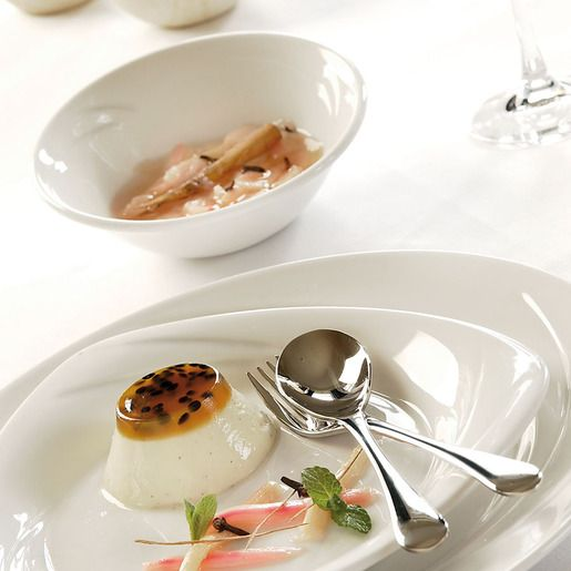 Alvo range of table ware by Steelite