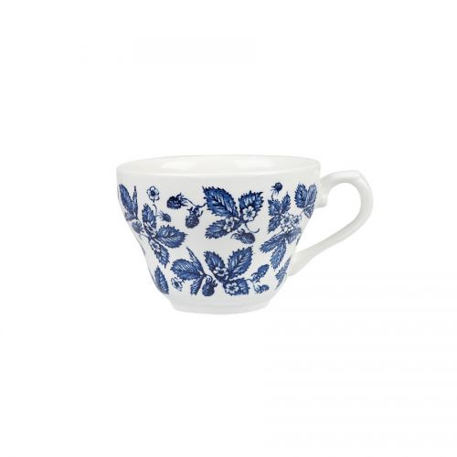 Blue Bramble Georgian Teacup 7oz