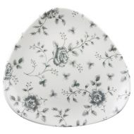 Lotus Triangle Plate 9 inch