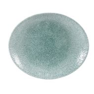 Jade Green OrbitOval Coupe Plate 10.6 inch