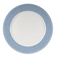 Isla Ocean Blue Presentation Plate 30.5cm