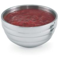 Round Beehive Bowl 6.6ltr Round S/S 30cm