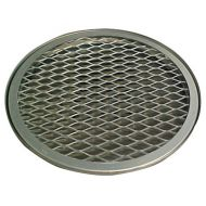 Drainer & Drip Tray Silver Round