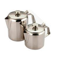 Cathay Coffee Pot S/S 90cl Medium Gauge