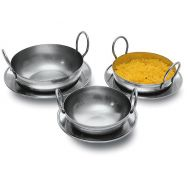 Balti Pan Stainless Steel 13cm