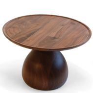Cake Stand - Large - Walnut