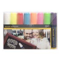 Liquid Chalk Marker Coloured Large Nib