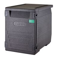 GoBox Front Loading Insulated Carrier With 9 Rails