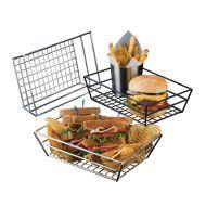Basket Grid Small Chrome 9 x 6 x 2.5 inch