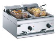 Lincat single pan 2 basket electric fryer DF46