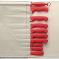Knife Wallet Cotton 10 Pockets 10Pieces