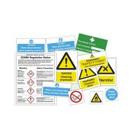 Catering Safety Pack Chemicals