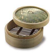 Bamboo Steamer 18 x 7cm 18 x 7cm