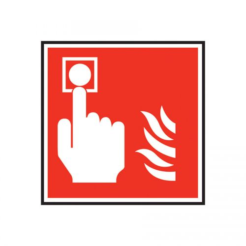 Fire Call Point Sign
