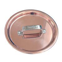 Copper TriLayer, Thick Core of Aluminium, Even Cook