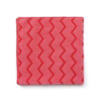 HYGEN™ Microfibre Cloth Red