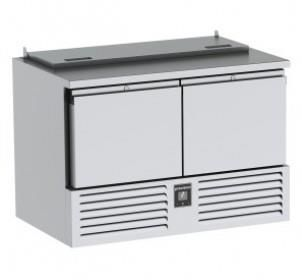 Refrigerated Food Preparation Counters