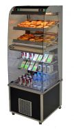 Grab & Go Heated and Chilled Section Display Cabinet