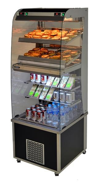 Displays & Fast Food