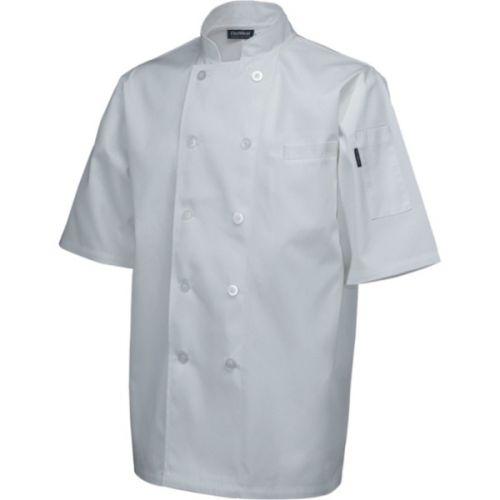 Standard Jacket (Short Sleeve) White S Size