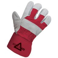 Keep Safe Chrome Leather Canadian Rigger Glove