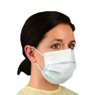 Disposable face masks 3 ply pack 50