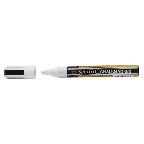 Chalkmarker Single White Medium