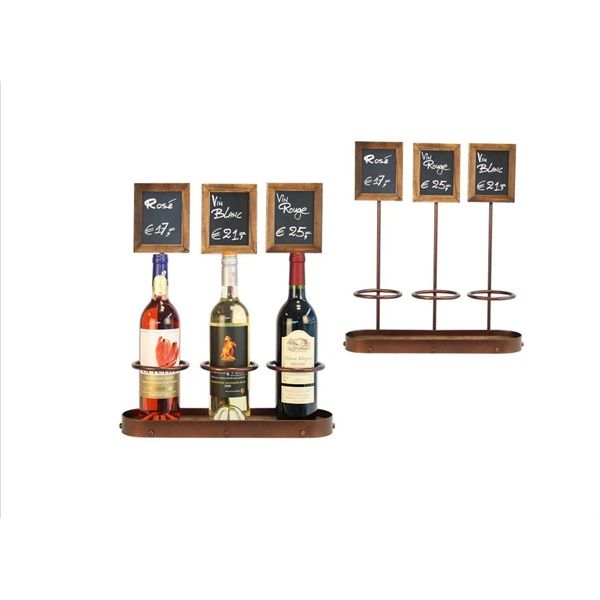 Wine Bottle Displays