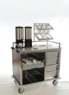 Beverage / Drinks Trolley by Moffat