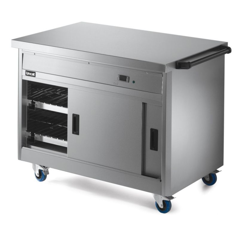 Plain Top Hot Cupboards & Banquetting Trolleys