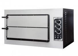 Electric Twin Deck Pizza Oven 8 x 10