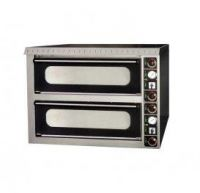 Electric Twin Deck Pizza Ovens - 12 x 13